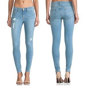 FRAME Le Skinny de Jeanne in Echo Park Size 28 NWT